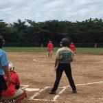 Softball Fun Game, Cikar Kalahkan Lakidende