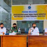 Warga Aceh Ditangkap Bawa Sabu di Kendari