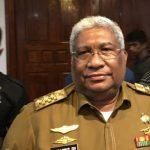Gubernur Sultra Lantik 4 Pjs Bupati