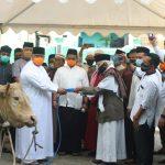Ali Mazi Serahkan Upin Untuk Disembelih