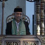 Wakil Gubernur Khotbah di Mesjid Al Alam