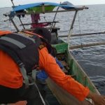 Kakek 79 Tahun Bersama 3 Rekannya Kecelakaan Diperairan Pulau Lemo