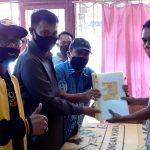 Didukung 8 PK, Sahabuddin Daftarkan Diri ke DPD II Golkar Kendari