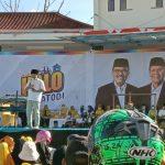 Serahkan Mandat, Mantan Ketua Tim Bangka Sarope Titip Pesan Politik santun