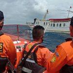 Basarnas Kendari Evakuasi Korban Kapal Mogok