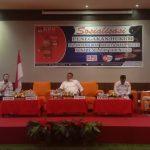 KPU Konsel Satukan Persepsi Penegakan Hukum Pemilu