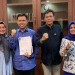 DPP PAN Resmi Berikan B1-KWK Kepada SBM