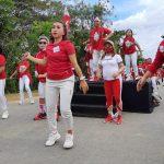 Sparko Indonesia Gelar Zumba Party Merah Putih