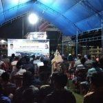 SBM Silahturahmi Dengan Masyarakat Desa Tawainalu