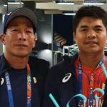 Kembali, Apol dan Edwin Tangani Sultra di PON XX