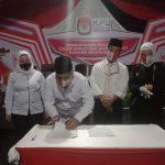 KPU Konsel Tutup Tahapan Pendaftaran Calon Bupati