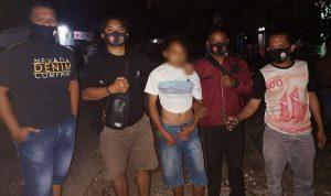 Polres Butur, Tangkap Pelaku Penikaman di Kasulatombi
