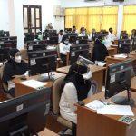 250 Peserta Tes CPNS ikuti SKD di Kendari