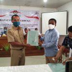 KPU Tetapkan 73.713 DPS di Wakatobi