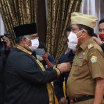 Gubernur Sultra Lantik 4 PJsBupato