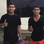 Riki Aris Munandar Digenjot Latihan Fisik