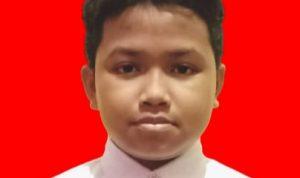 Umar Alfakhri, Siswa Asal Butur Wakili Sultra di KSN