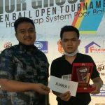 Pebilliar Makassar Juara Fnur Grup Cup
