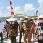 Komisi V DPR RI Tinjau Proyek APBN di Sultra