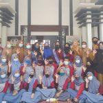 Kampanye Genre, Dinas Dalduk KB Kunjungi Sekolah