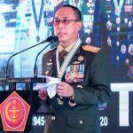 Puncak HUT TNI Ke 75 di Makassar di Gelar Secara Virtual