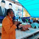 LM Sahlan Siap Menakan Rajiun - La Pili di Tongkuno