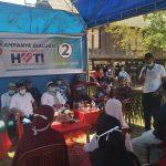 Tokoh Masyarakat Kaledupa Yakin Paslon Hati Layak Pimpin Wakatobi