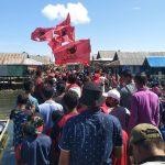 Paslon HATI Janjikan Listrik Desa Sama Bahari Disambung Bulan Ini