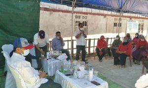 Barisan Mantan Kadis di Wakatobi Komitmen Dukung Paslon HATI