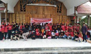 Pemuda Milenial di Wakatobi Komitmen Menangkan HATI