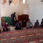 Abdul Rasak Berikan Bantuan Masjid di Purirano