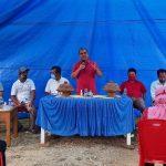 Kampanye di Desa Wamboule, AHS Suguhkan 5 Program Besar