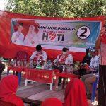 PDI-Perjuangan dan NasDem Wakatobi Komitmen Menangkan HATI