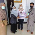 Penderita Hidrosefalus Dibantu Pemkot Berobat ke Makassar