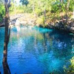 Danau Moko Muna SensaSi Berenang di Hamparan Kesejukan Air Biru Tosca