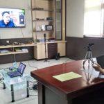 Diskominfo Konsel Gelar Webinar Bahas Efektivitas Vaksin Covid-19