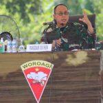 Pangdam Hasanuddin Minta Anggota TNI Netral