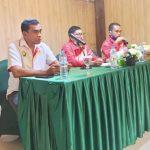 Abdul Rasak Lepas Tim Sepak Takraw Sultra