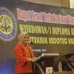 Wakil Wali Kota Kendari Dukung Indotec Ciptakan Mahasiswa Siap Kerja