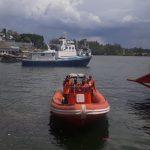 Seorang Nelayan Mengalami Kecelakaan Kapal di Pulau Cimpedak