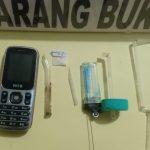 Polisi Amankan Seorang Warga Konsel Yang Menyimpan Sabu