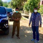 Ketua DPRD Kendari Tinjau Jalan Rusak di Lepo-Lepo