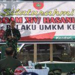 Pangdam Hasanuddin Siapkan Dana Rp 2 Milliar Buat UMKM