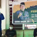 Abdul Rasak Ajak Masyarakat Anggoeya Pilih Pemimpin Berakhlak