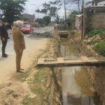 Wakil Wali Kota Tinjau Penyelesaian Drainase di Baruga