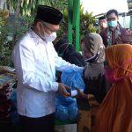 Lansia di Mandonga Dapat Bantuan dari Pemkot