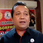 Atlet Muaythai Sultra Latihan di Surabaya