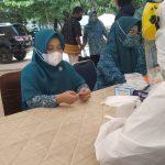 200 Ibu di Kota Kendari Ikut Pemeriksaan Rapid Test