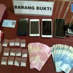 Ditresnarkoba Polda Sultra Amankan Perempuan Pengedar Narkoba