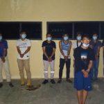 Resmob Polda Sultra Amankan 10 Karyawan PT OSS